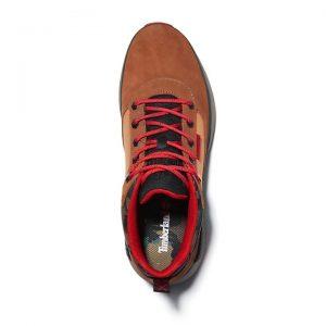 Sneaker da Uomo Timberland Field Trekker in Marrone