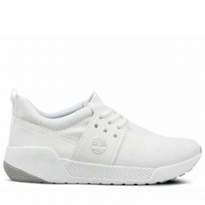 Sneaker da Donna Timberland Kiri Up in Colore Bianco