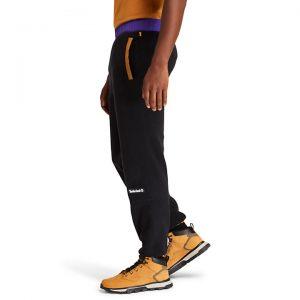 Pantaloni da Uomo Timberland YC in Pile Blu Scuro