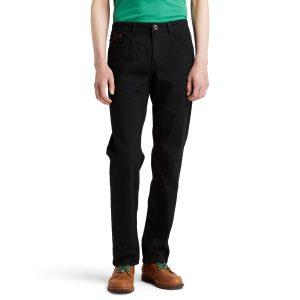 Jeans da Uomo Cimosati Moto Guzzi X Timberland® in Colore Nero