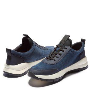 Sneaker da Uomo Timberland Boroughs Project in Blu Scuro